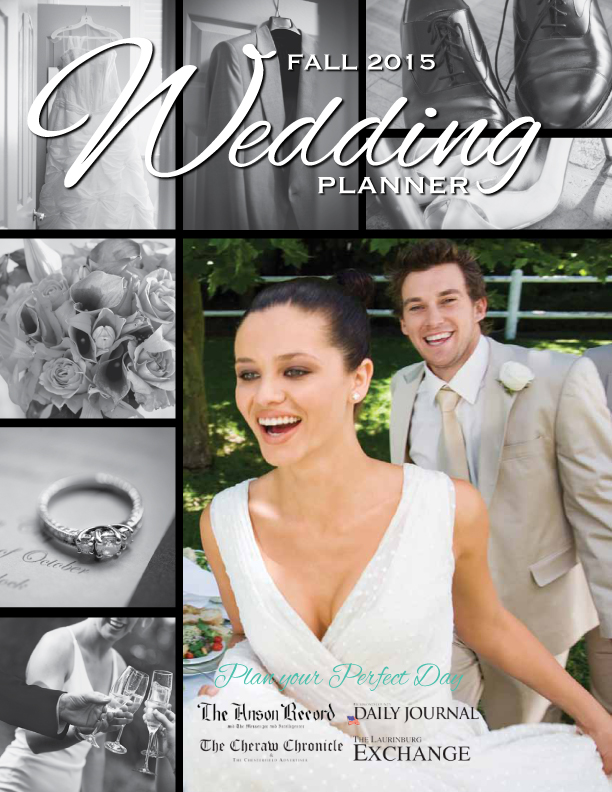 2015 Fall Wedding Planner