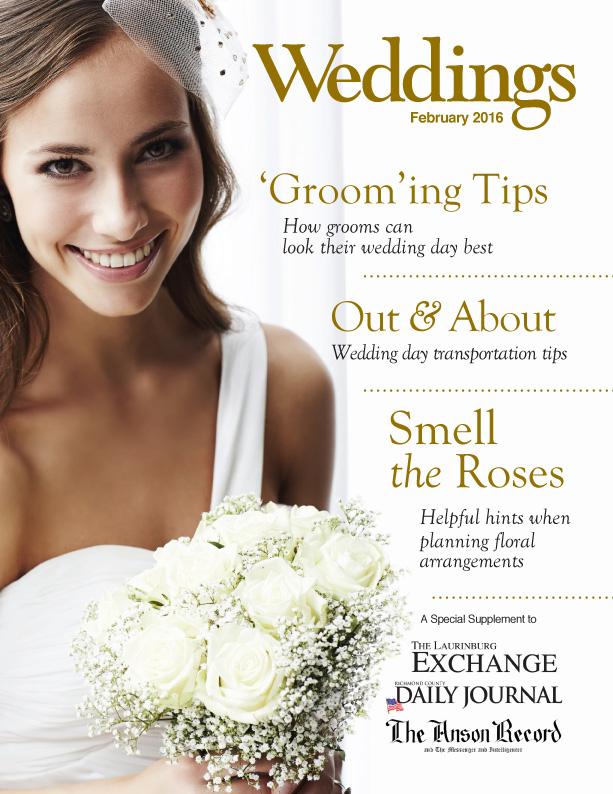 2016 Bridal Planner