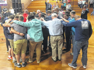Satterfield offers challenge at crusade