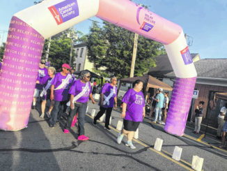 Relay celebrates successes in new venue