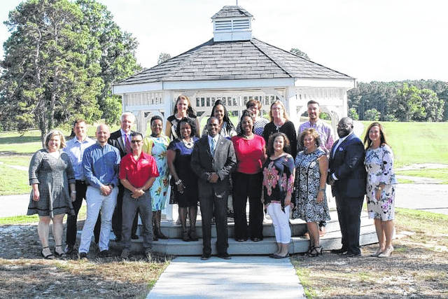 Leadership Anson celebrates its 2019 graduates