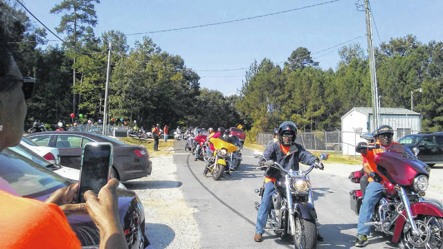 Burnsville's annual Glorious Charity Ride 'a huge success' for the community