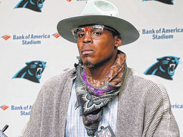 Newton needs 'time away from the game' to heal