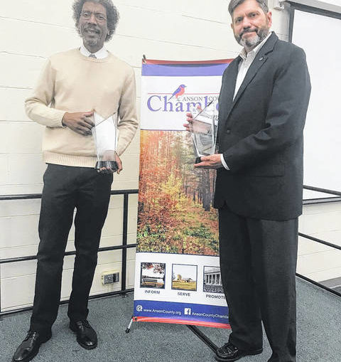 Chamber awards many at their annual dinner