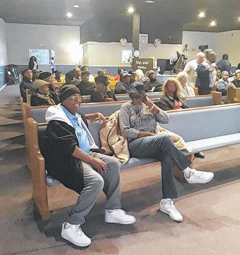 Harvest, Faith Based Center of Hope feeds over 300