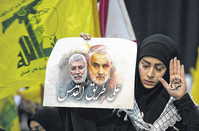 Congress demands answers from Trump about Soleimani killingorCongress demands answers from Trump