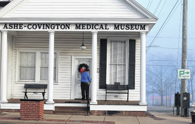 History on display at Medical Museum