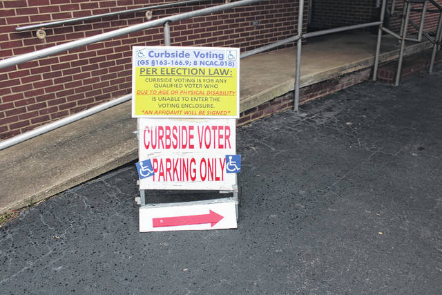 Early voting in full swing at Board of Elections