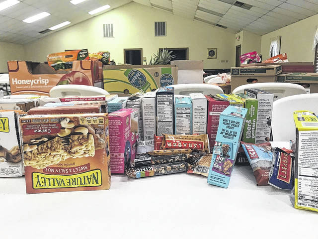 Care packages bring relief, smiles