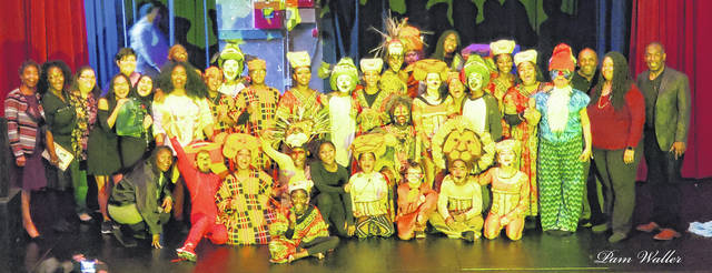 Holla To Perform Encore Productions Of The Lion King Jr Anson Record