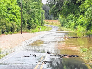 Storm floods roads, causes outages