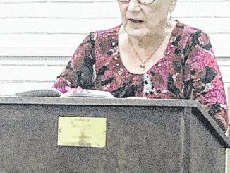 Bruney releases new novel set in 1800's Anson