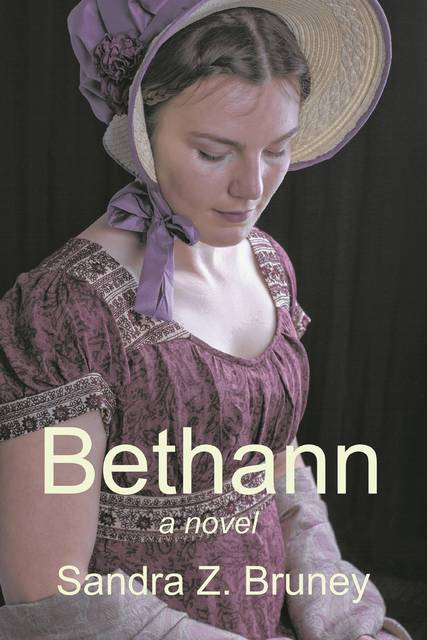<p>Bethann is Bruney's third historical novel set in Anson county. It takes place in the years 1800 - 1825.</p>                                  <p>Photo Courtesy of Sandra Bruney</p>