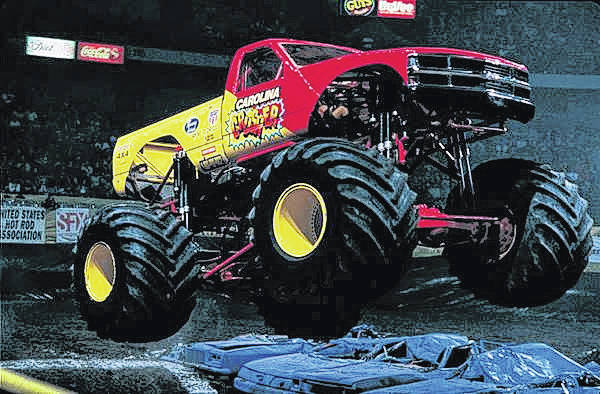 Gary Porter A Monster Truck Legend Anson Record