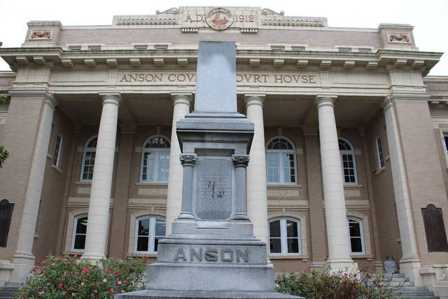 Confederate statue removed from courthouse