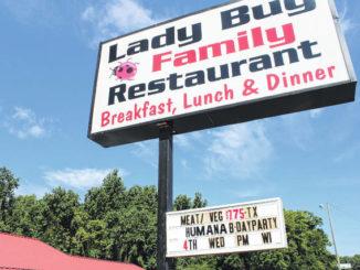 Lady Bug supplying inmate meals at jail