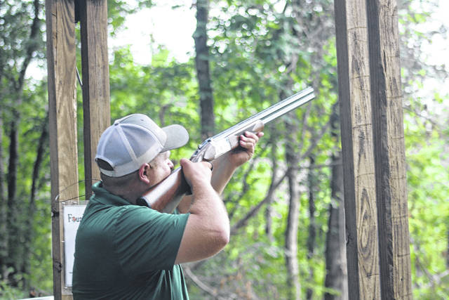 <p>Four Branches Sporting Preserve is a 14-station European style sporting clays course.</p>