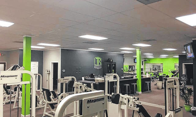Contributed photo JB Fitness plans to reopen on Sept. 8.