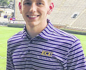 Anson-native selected for prestigious internship