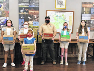 Girl Scouts stay active through a pandemic