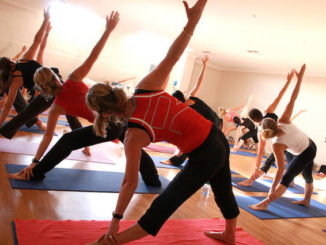 Counties to hold free fitness program