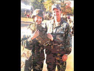 Woman broke down gender barriers throughout Army career