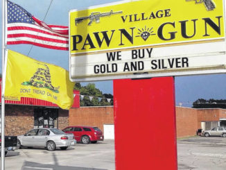 National gun demand boosts local store