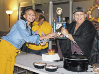 Chili cook-off feeds 10 families for Thanksgiving
